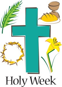 Holy Week Symbol colour